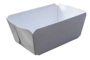 Kastenform, bedruckbar für Backanwendung Kuchen oder Leberkäse